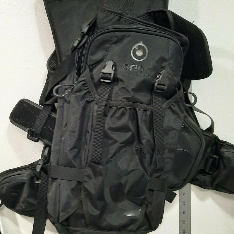 Orion Ski Backpack