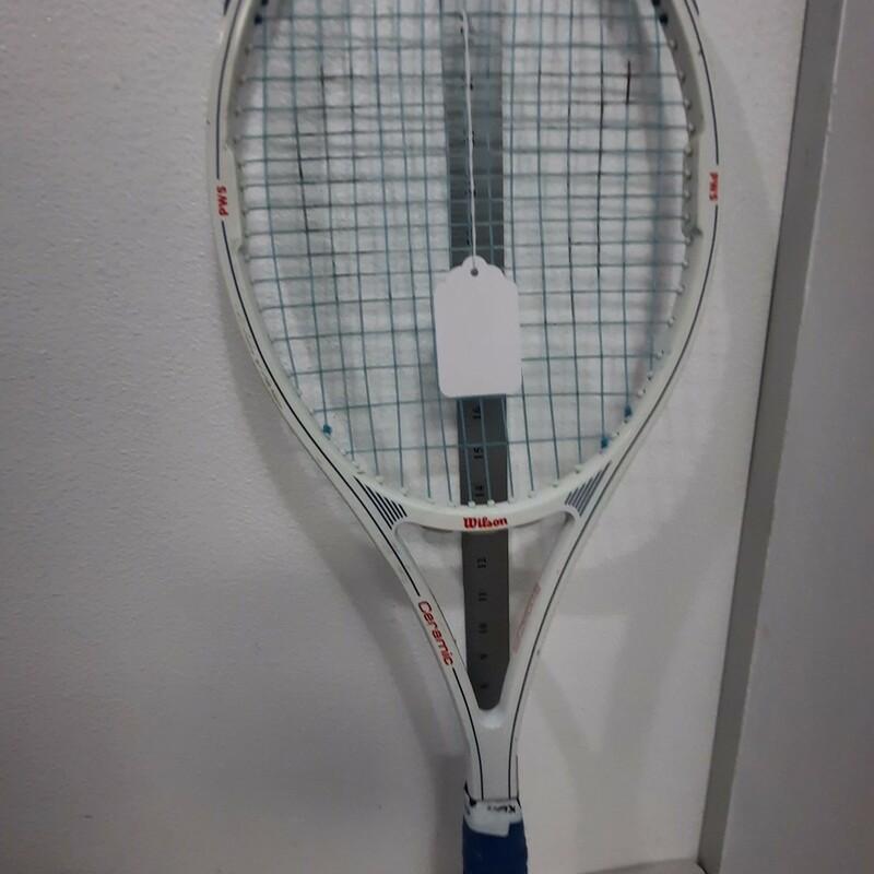 Wilson Ceramic Racket