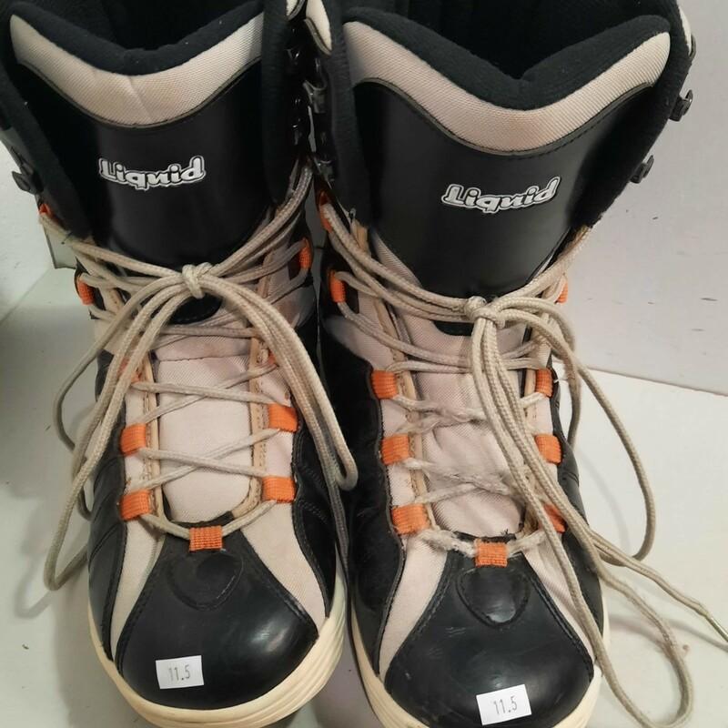 Liquid Snowboard Boots