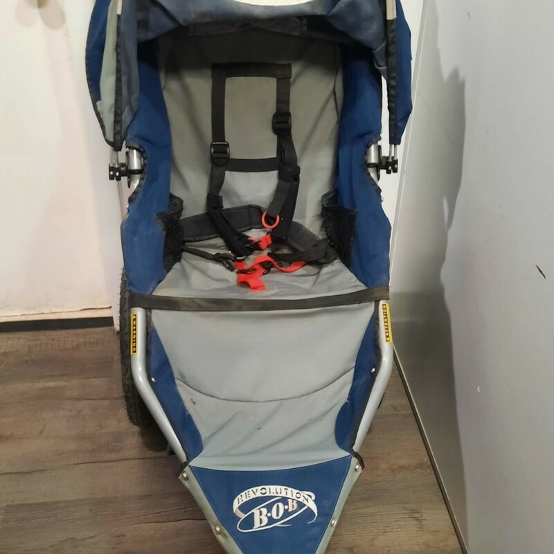 B.O.B Stroller 1 Child Bl