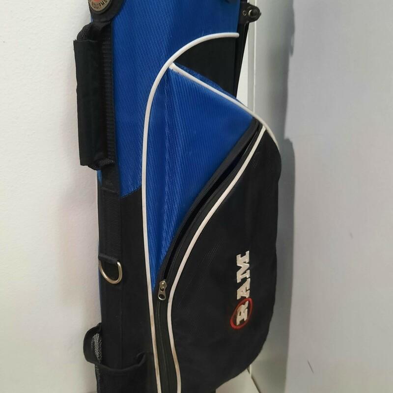 Ram Youth Golf Bag 30in B