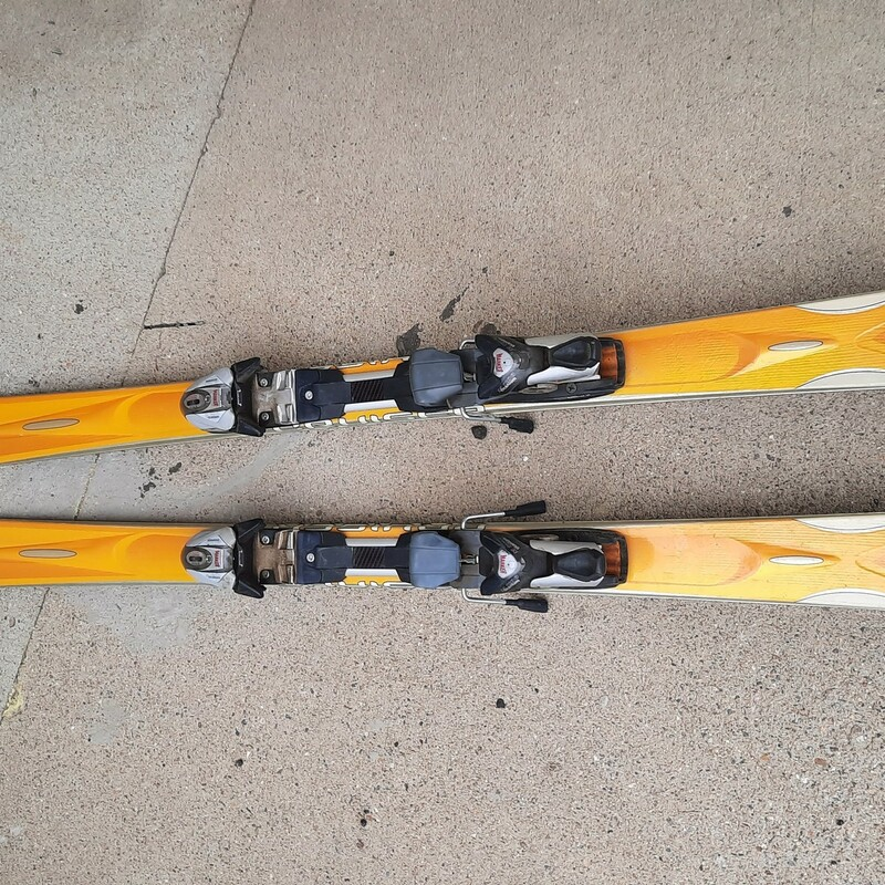 K2 Skis W/Marker Bindings