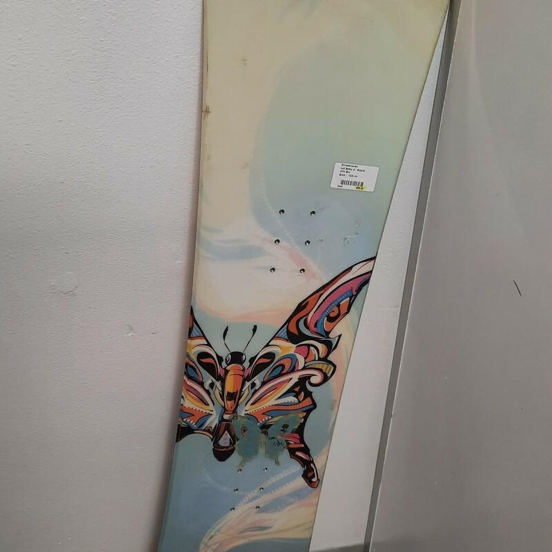 Ltd Betty Jr. Board