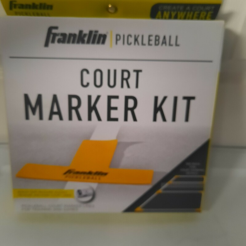 NEW Court Maker Set