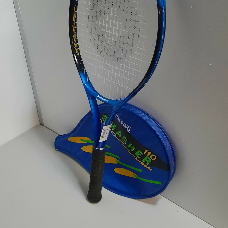Spalding Smasher Racket