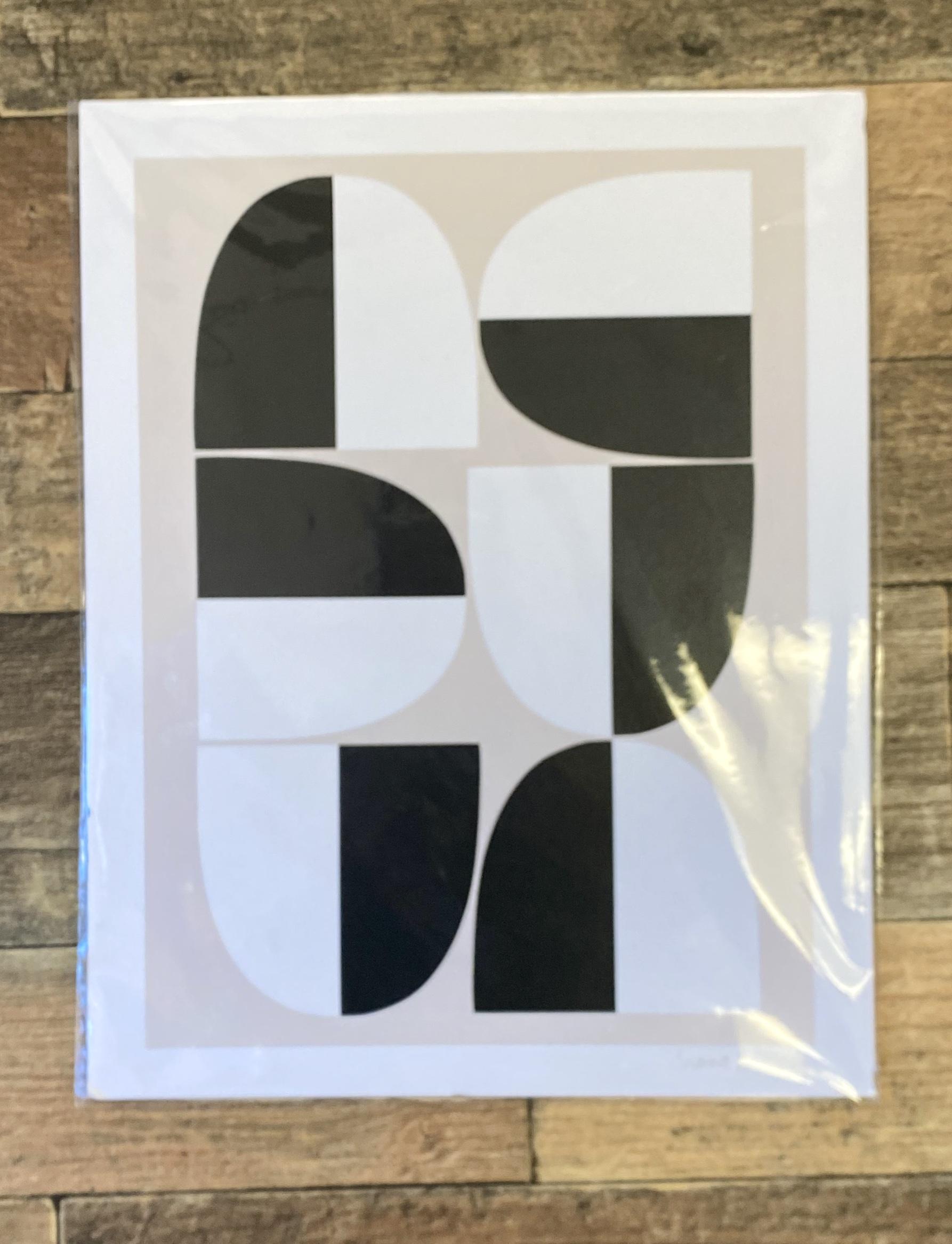 Figure Form, Arc 1, Size: 11x14