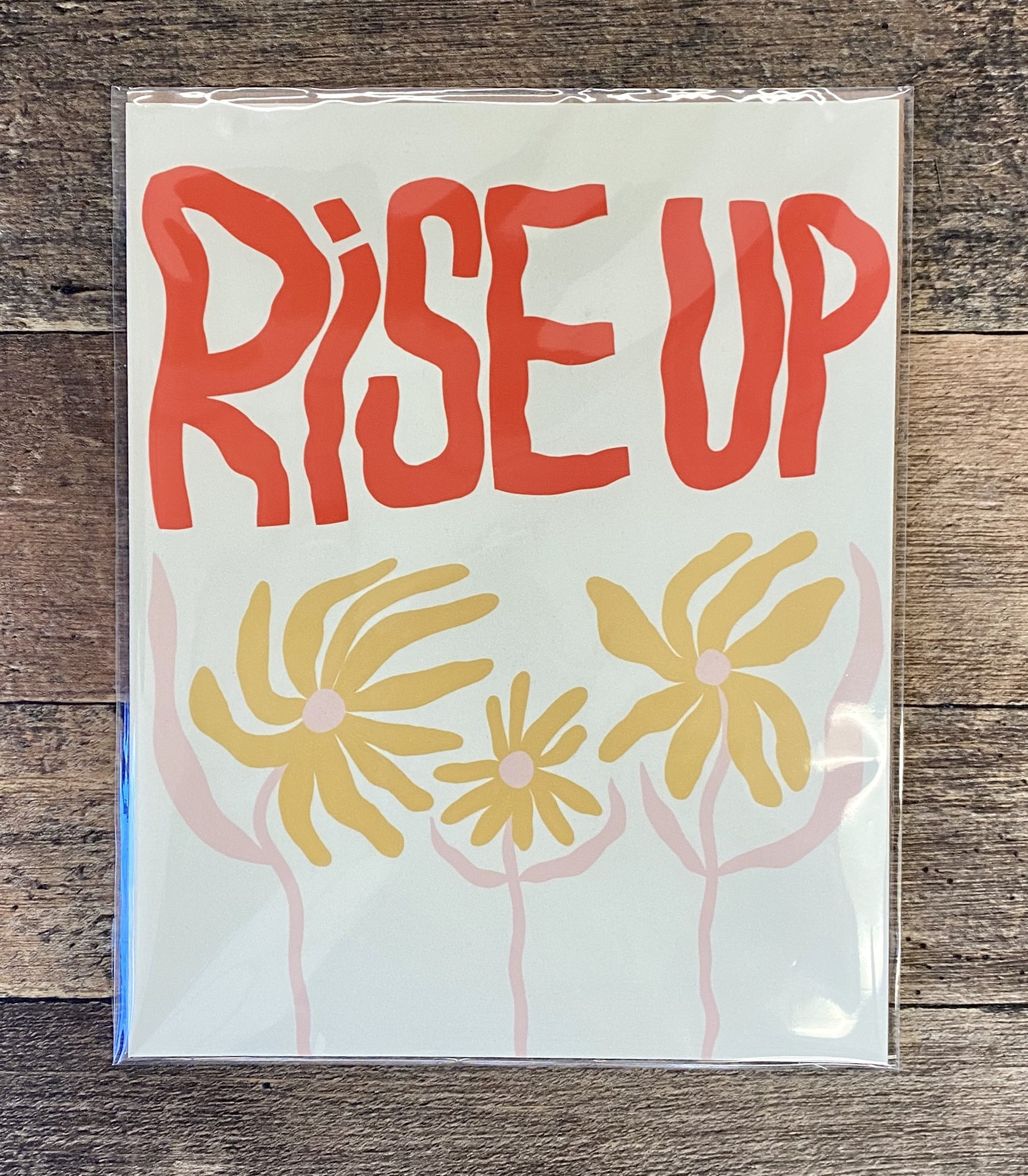Bekah, Rise Up, Size: 8x10