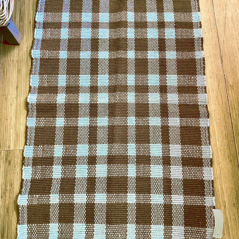 Woven Rug,  Size: 24x36