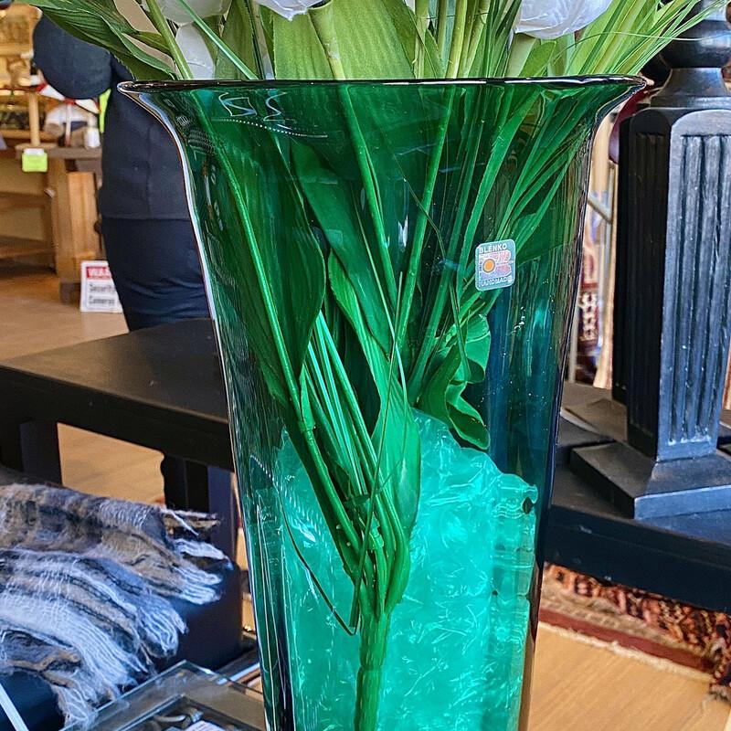 "MidCentury Blanks Vase Size: 19\"""