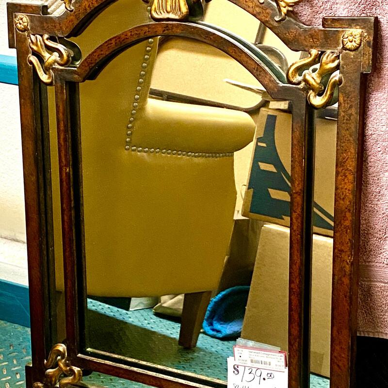 Make a statement Mirror! Size: 24x36