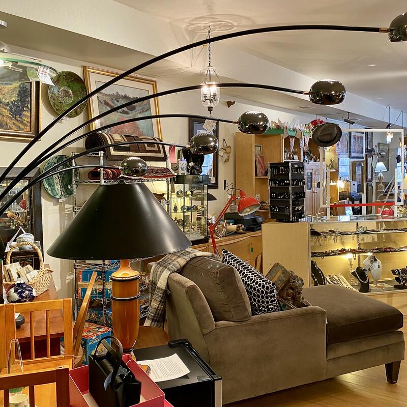 Lamp Floor Arc Vintage
