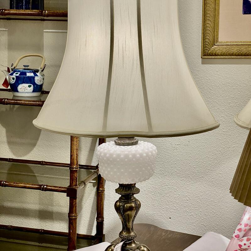 Lamp SilverPlate Base