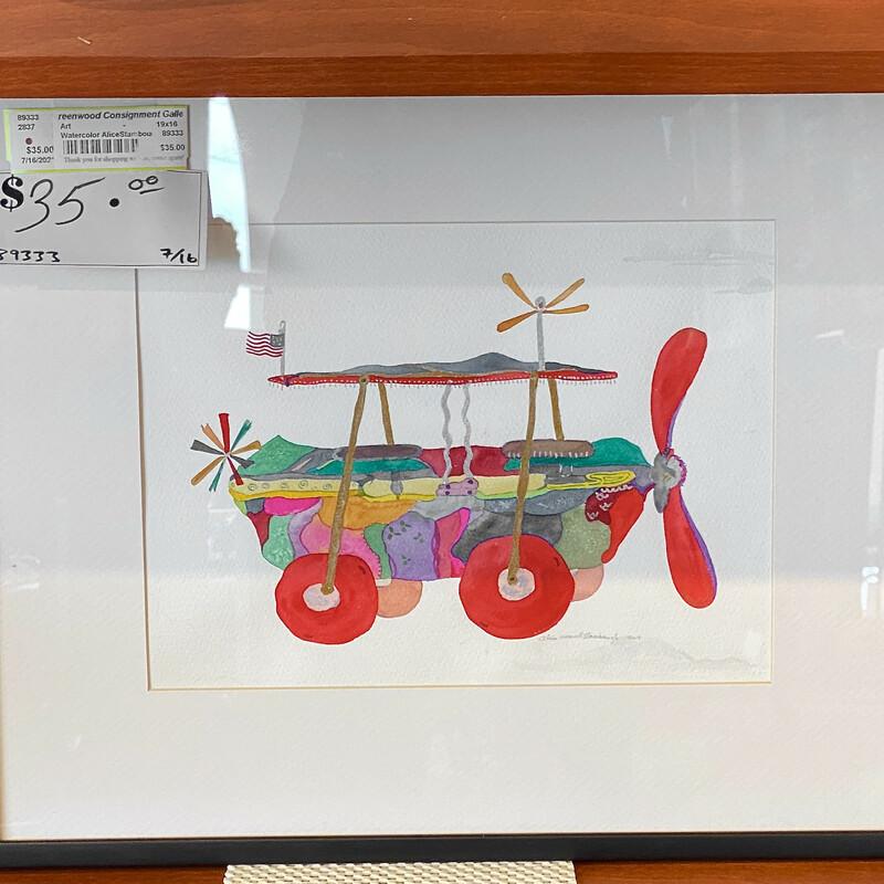 Watercolor AliceStambough