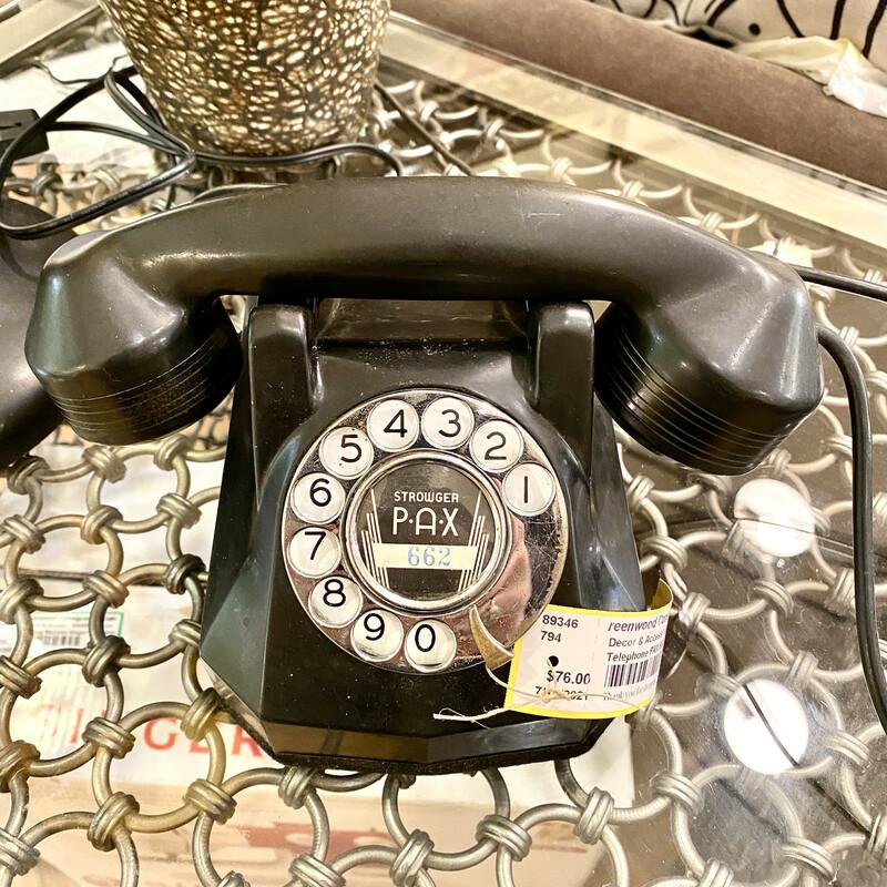 Telephone PAX 662