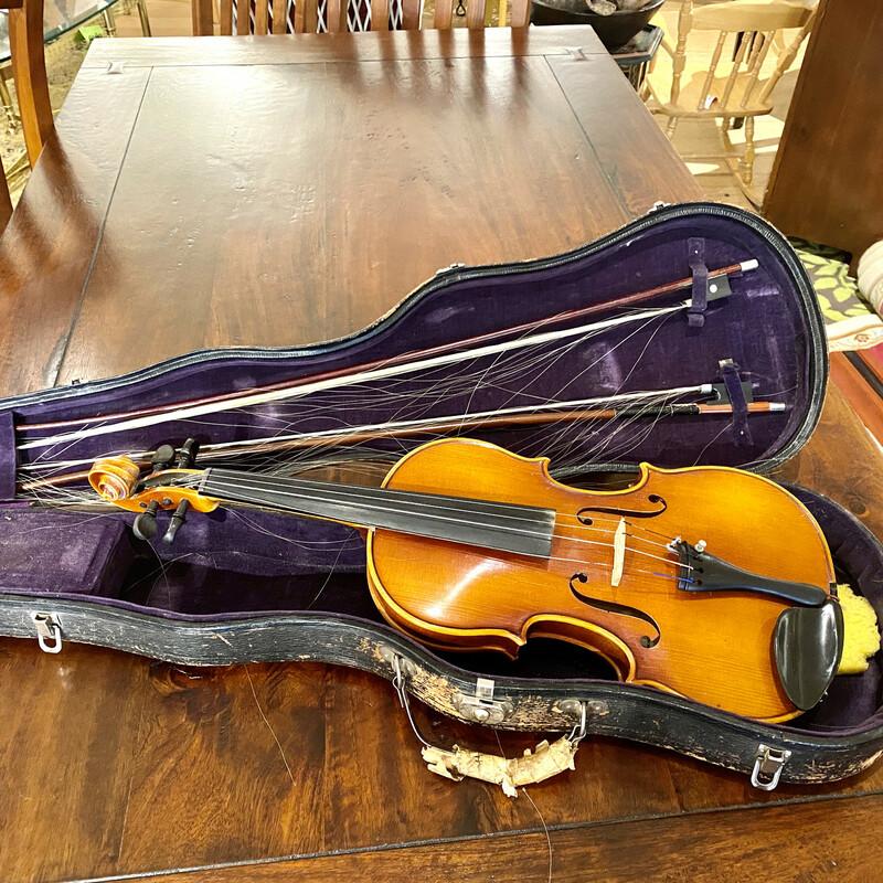 Violin Anton Becker #105