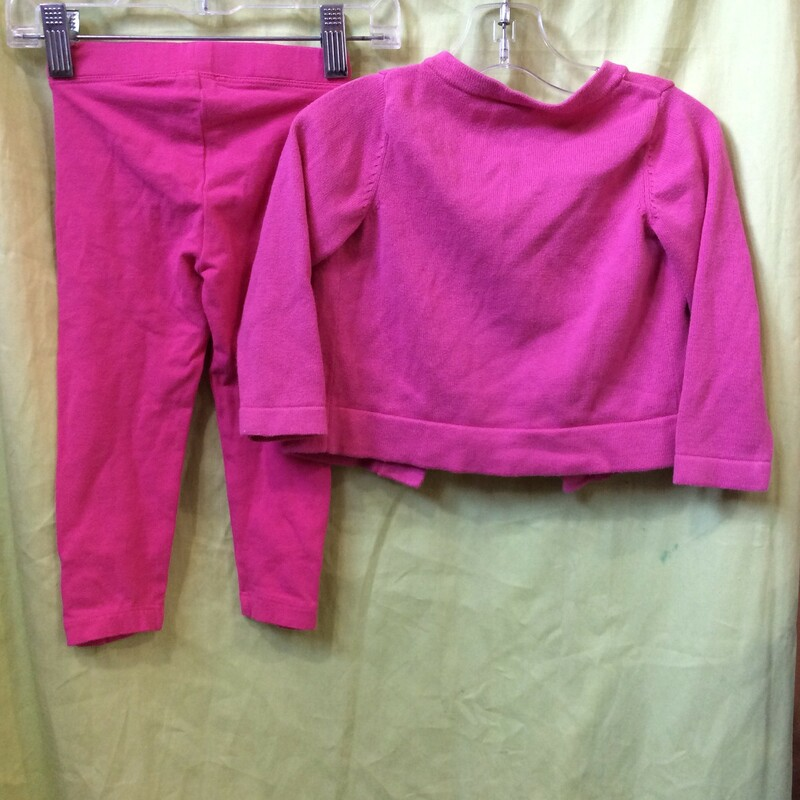 Gymboree, Pink, Size: 18-24 Mos