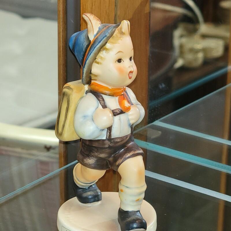Vintage Hummel (School Boy)