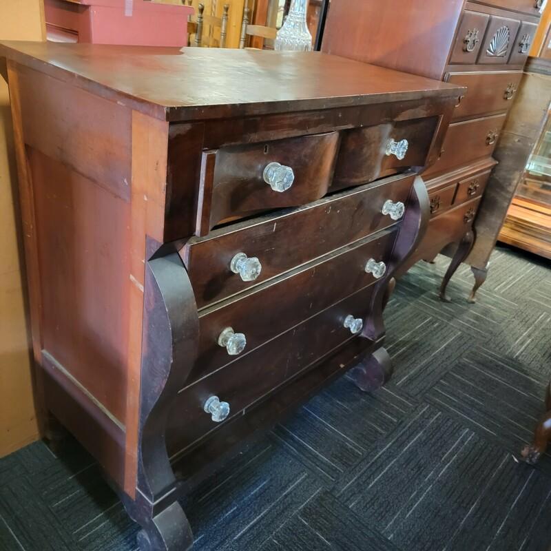 Antique Cherry  Dresser C